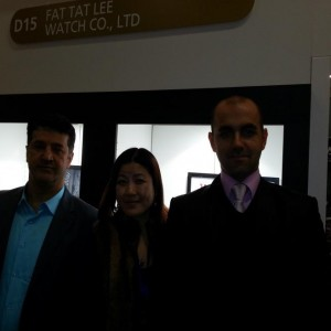 Jazma Watch Launch at Basel Switzerland 2014_2